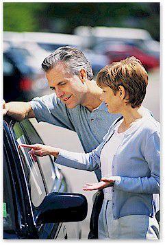 Buying a car....