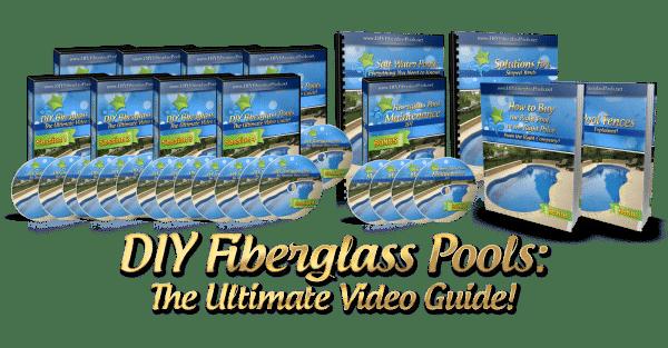 diy fiberglass pools