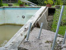 Can Concrete (Gunite) Pools Float? Crazy Pictures
