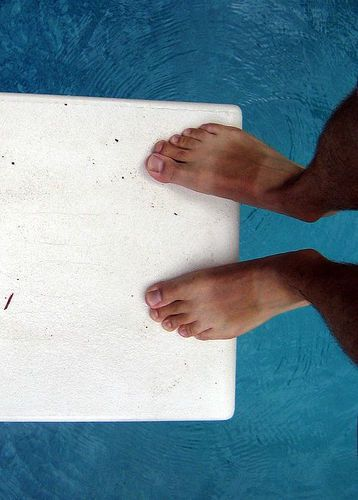 Diving Board Disadvantages