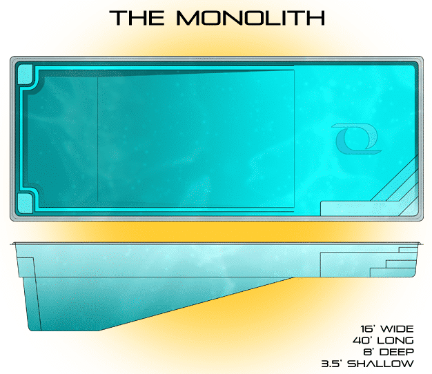 Monolith by Thursday Pools