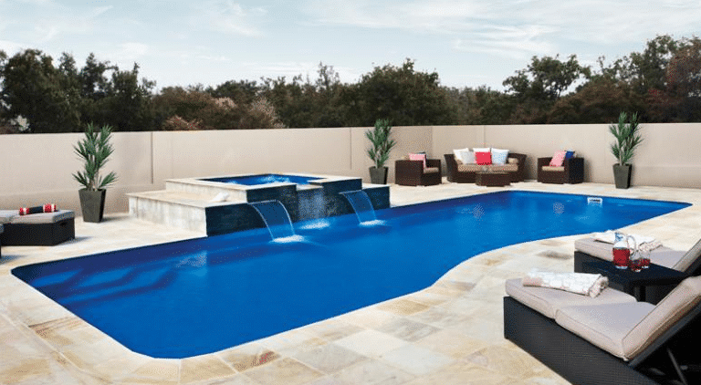 Moroccan by Leisure Pools