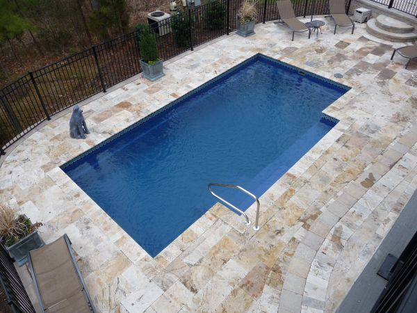 Fiberglass Pool Color