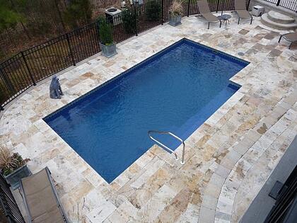 Fiberglass Pool Accessories & Options: Salt, Heaters, Patios, and Lights