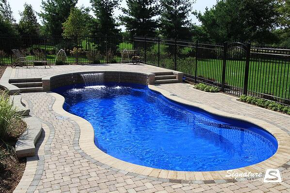 Inground pool coping idea and cost guide for Granite cost per linear foot