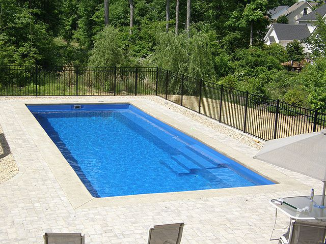 5 ways to buy an inground swimming pool for less than - In ground swimming pools for sale ...