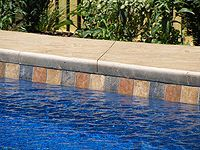 Sandstone Color With Aztec Mixed Tile