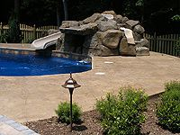 umbo Stone Stamp Sandstone With Medium Brown Release