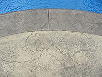 Jumbo Stone Stamp With Jumbo Border