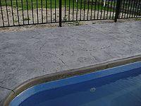 Jumbo Stone Light Grey With Medium Grey Accent