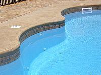Fiberglass Pool Tiles Waterline