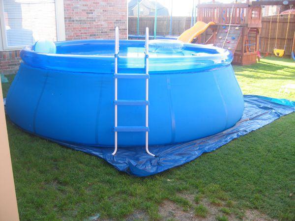 ugly walmart pool