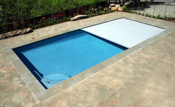 Charmant Automatic Pool Cover