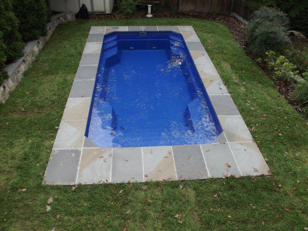 Bluestone Pool Coping