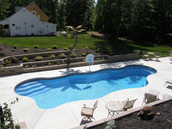 Pool Patio Materials