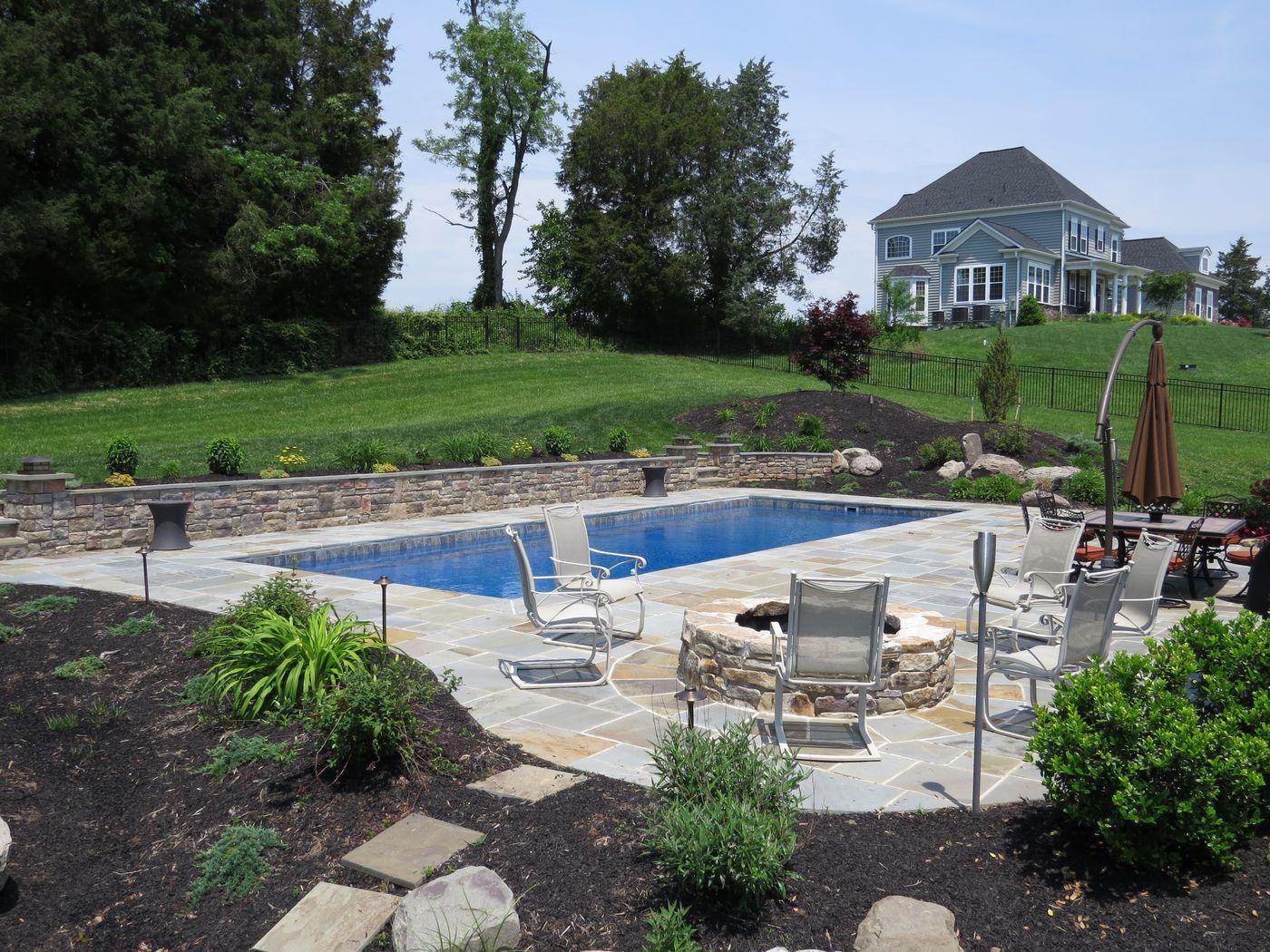 Photos Of Fiberglass Pools