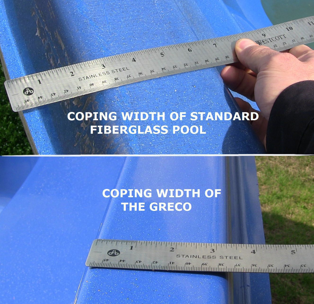 greco coping width pic