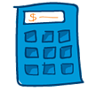 grafico del calcolatore