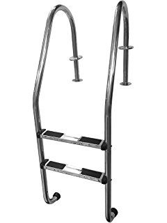 Inground pool ladder