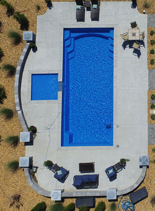 G36 pool from above