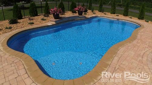 30-ft. Oasis pool