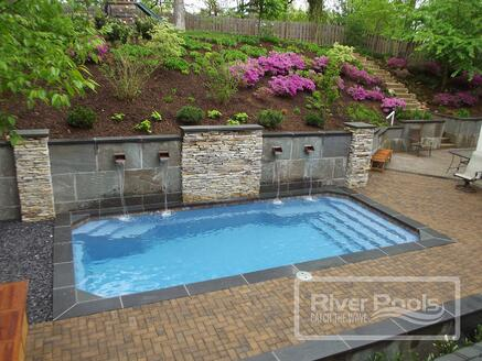 Fiberglass Pools Vs Vinyl Liner Pools Vs Concrete Pools
