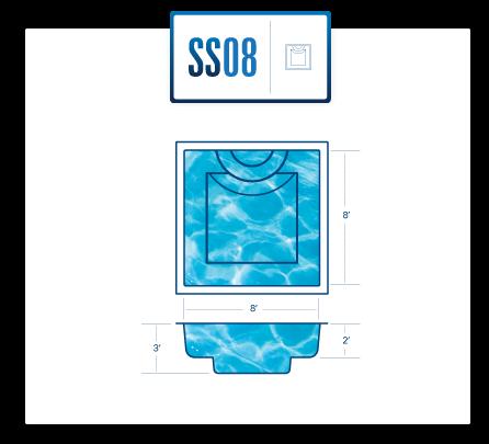 SS08 spa diagram