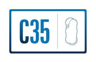 C35 identity