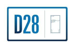 D28 identity