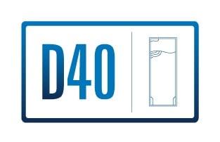 D40 identity