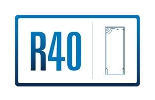 R40 identity