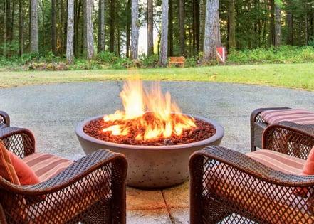 fire bowl idea