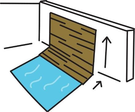 folding deck pool cover