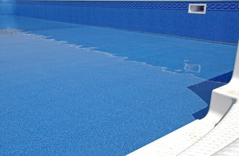 vinyl liner pool - how to fix a hole in a pool liner