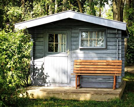 Pool house shed - pool house costs and types