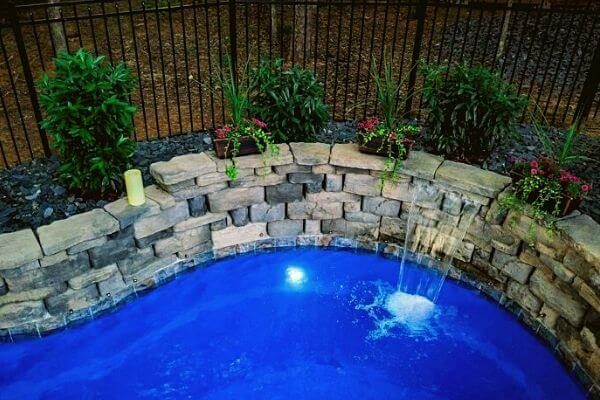 pool plants ideas