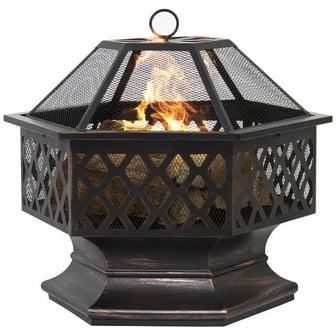 prefab fire pit