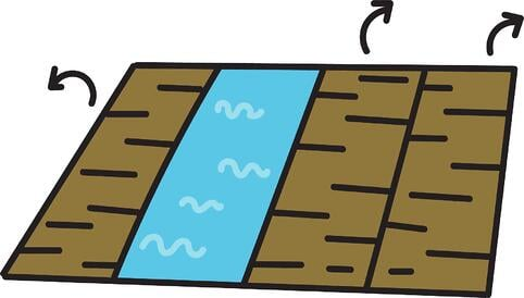 removable pool deck panels