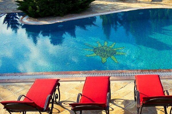 underwater mosaic small inground pool