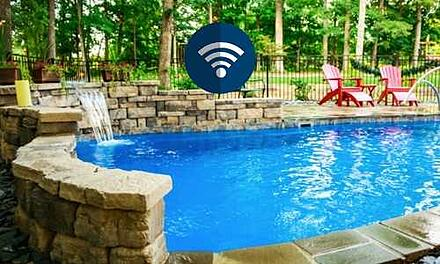 Wi-Fi to pool step by step guide