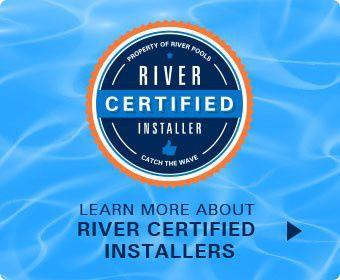 Certified Fiberglass Pool Installer