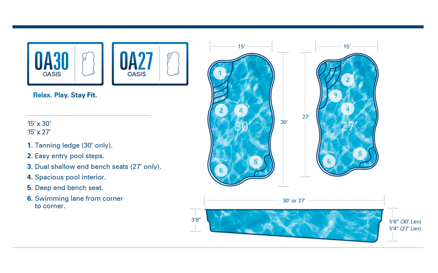 The-Oasis-Pool-Dimensions