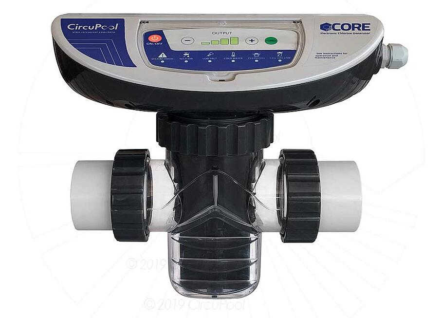 CircuPool-CORE-Series-Saltwater-Chlorine-Generator-Swimming-Pool-System