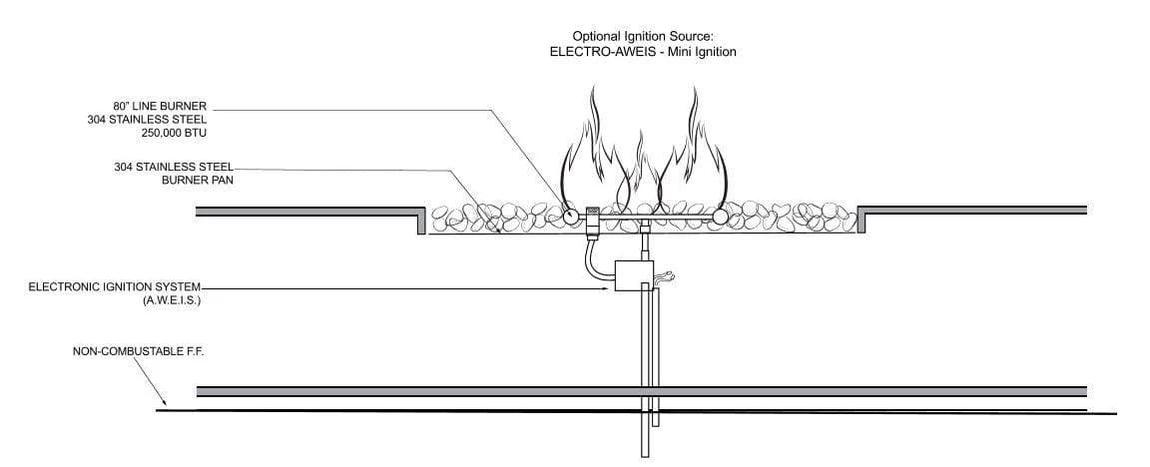fire-pit-auto-ignition-diagram
