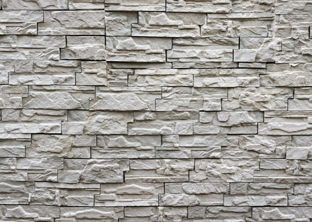 stone wall for pool