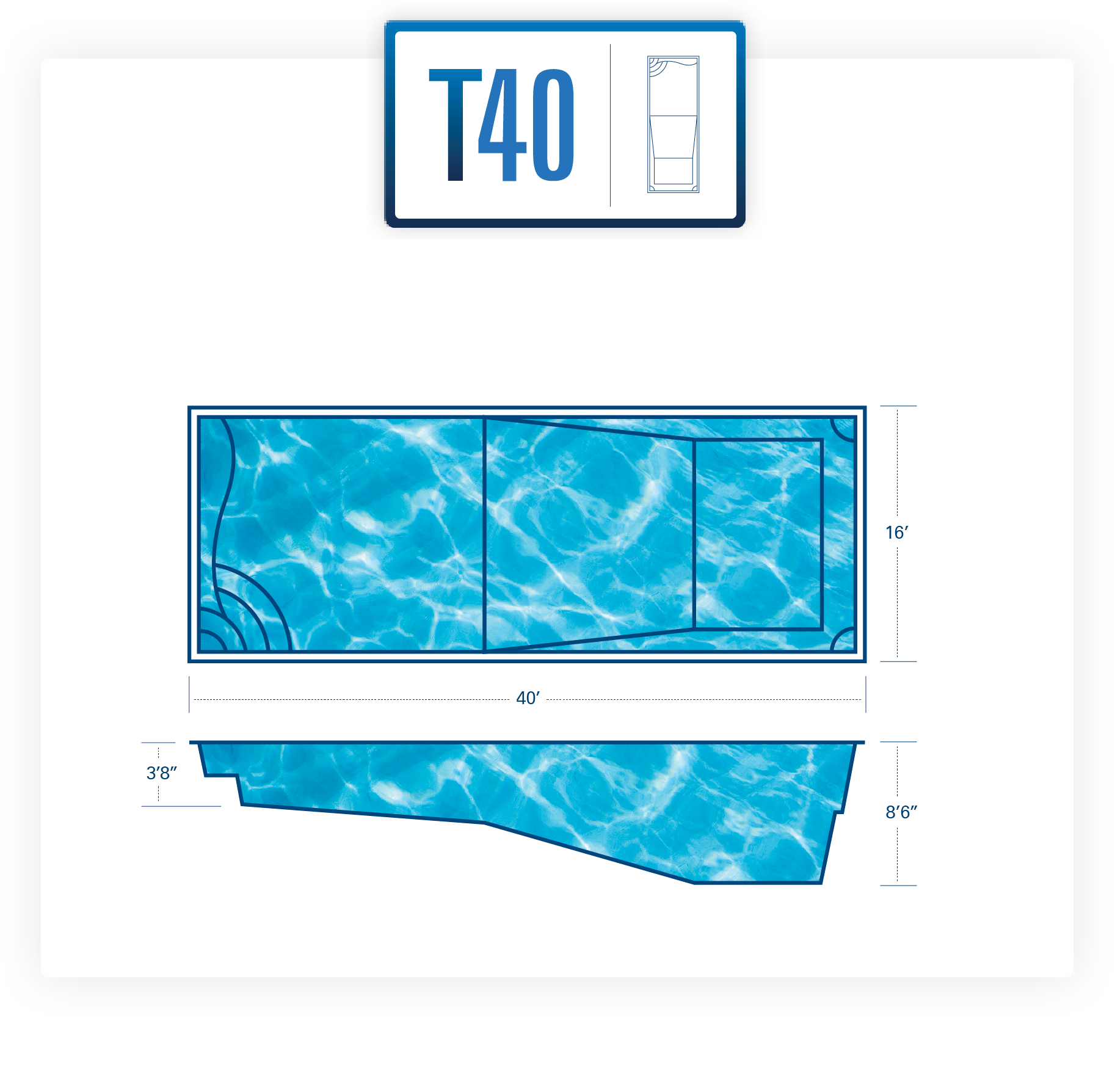 T40 diagram