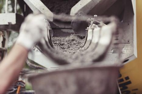 concrete-cement-chute