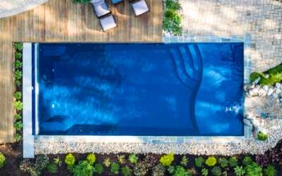 Price of a fiberglass pool - options, packages, and fiberglass pool cost