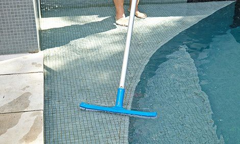 How To Get Rid Of Algae In An Inground Swimming Pool