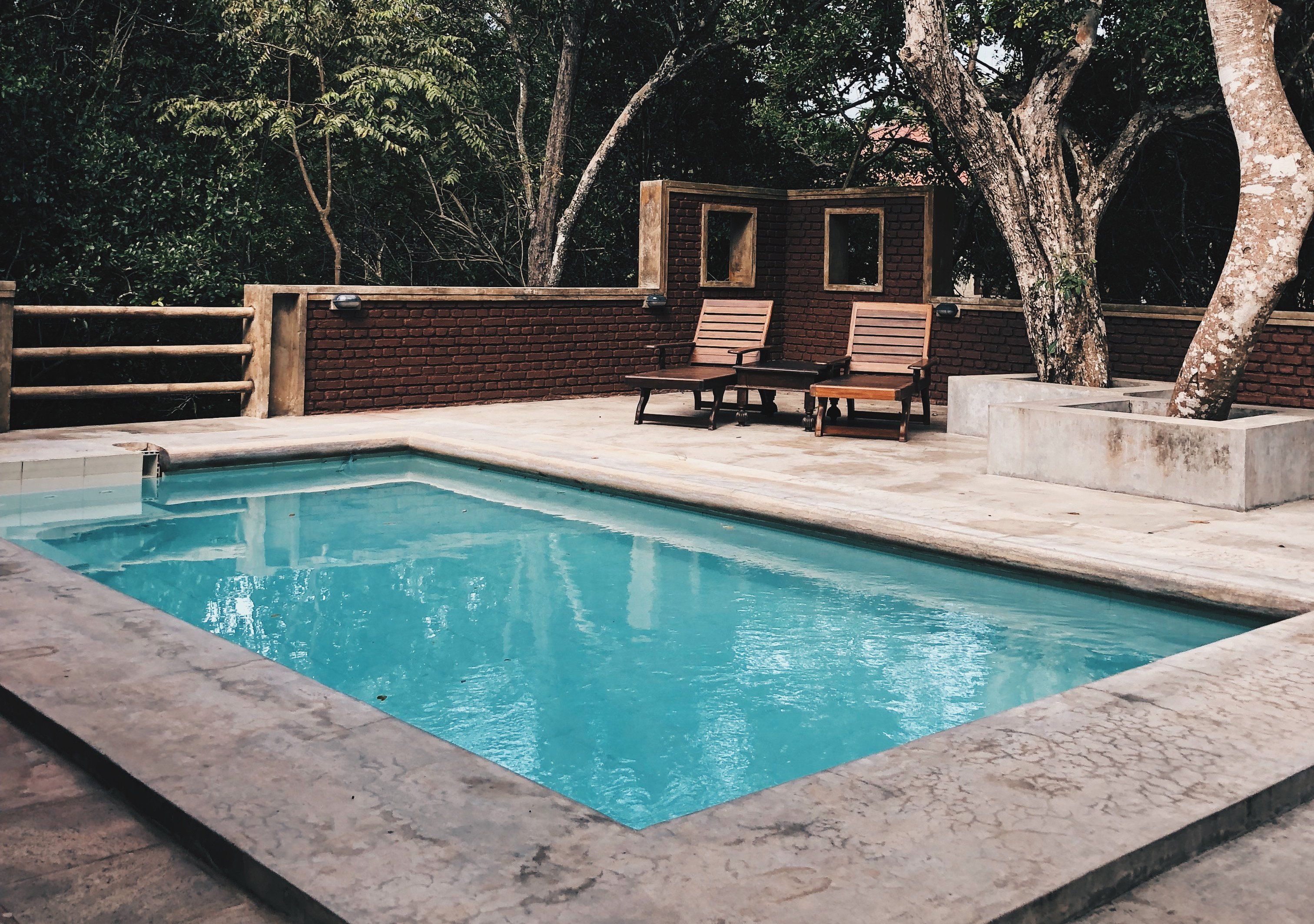 Compact pool - cocktail pool ideas, cost, design, dimensions, and more